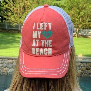 Roxy Girl Ball Cap 🧢 Perfect Beach Hat 😍
